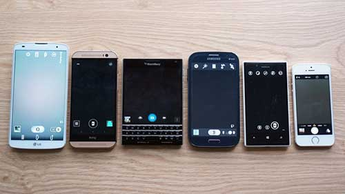 blackberry passport so dang la voi cac smartphone thuong - 5