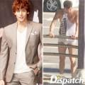 """Làng sao - """"Hoàng tử lai Hàn Quốc"""" bị bắt vì mặc đồ lót trên phố"""