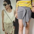 Thời trang - Khám phá  váy thắt nút thú vị của Văn Mai Hương