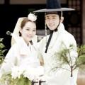 Chae Rim đẹp dịu dàng trong bộ ảnh cưới truyền thống