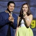 Làng sao - Vợ chồng Giang - Hồ đẹp đôi  trên sân khấu