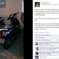 Tin tức - Bị giật iPhone, cô gái chống cự lấy lại xe của... cướp