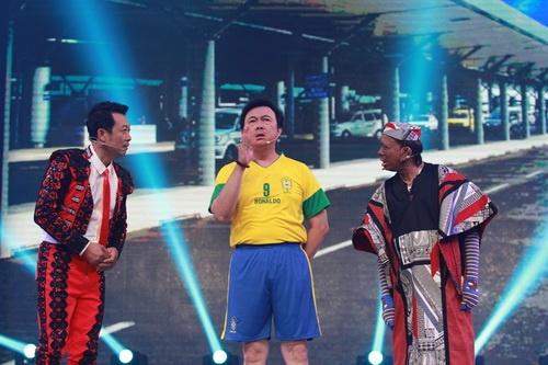 danh hai van son lan dau lam show tai ha noi - 4