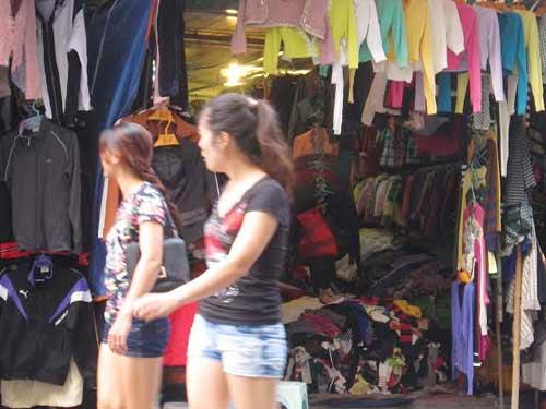 """chuong do """"sida"""", chi em ruoc benh phu khoa dai dang - 2"""