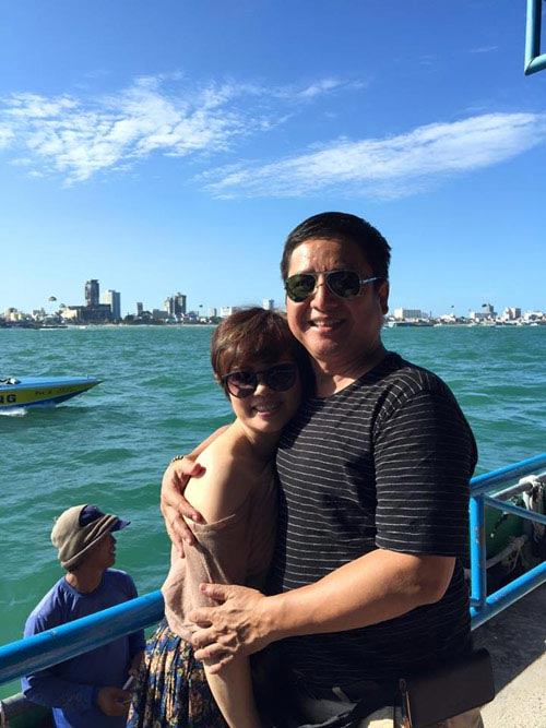 Mr Đàm vui vẻ bên Mỹ Tâm giữa scandal với Quang Lê-5