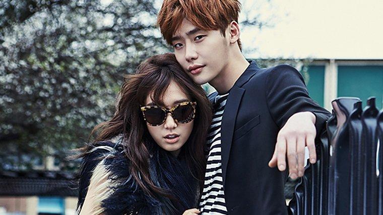 Rộ tin Park Shin Hye - Lee Jong Suk hẹn hò được 4 tháng - 1