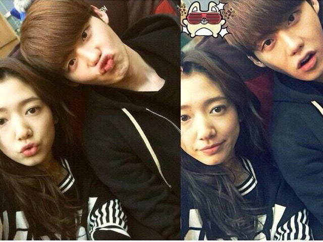 Rộ tin Park Shin Hye - Lee Jong Suk hẹn hò được 4 tháng - 3