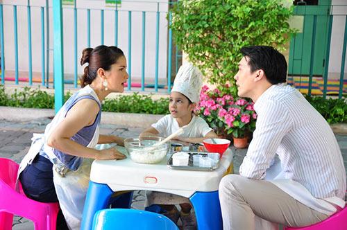 """cap doi tai sac man anh thai tro lai voi """"cong thuc tinh yeu"""" - 6"""