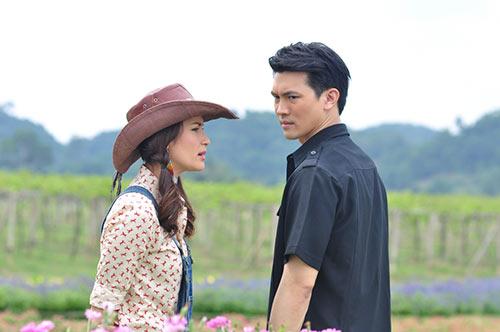 """cap doi tai sac man anh thai tro lai voi """"cong thuc tinh yeu"""" - 4"""