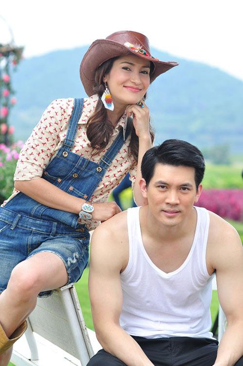 """cap doi tai sac man anh thai tro lai voi """"cong thuc tinh yeu"""" - 5"""