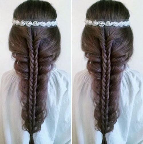 Hướng dẫn tết 3 kiểu tóc xinh yêu chàng nào cũng mê mẩn - 2