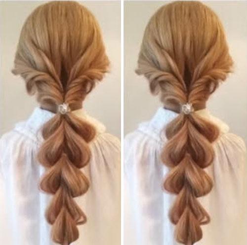 Hướng dẫn tết 3 kiểu tóc xinh yêu chàng nào cũng mê mẩn - 3
