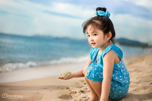"""""""Chao đảo"""" với bộ ảnh mới của thiên thần nhí 4 tuổi Sài Gòn-7"""