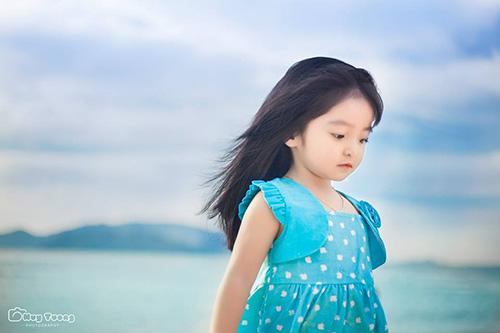 """""""Chao đảo"""" với bộ ảnh mới của thiên thần nhí 4 tuổi Sài Gòn-11"""