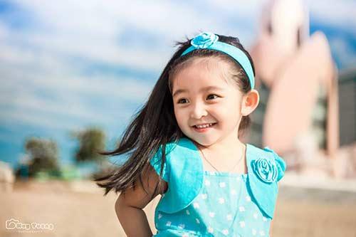 """""""Chao đảo"""" với bộ ảnh mới của thiên thần nhí 4 tuổi Sài Gòn-10"""