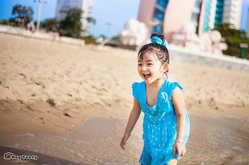 """""""Chao đảo"""" với bộ ảnh mới của thiên thần nhí 4 tuổi Sài Gòn-5"""