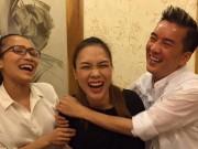 Hậu trường - Mr Đàm vui vẻ bên Mỹ Tâm giữa scandal với Quang Lê
