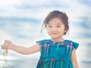 """Dạy con - """"Chao đảo"""" với bộ ảnh mới của thiên thần nhí 4 tuổi Sài Gòn"""