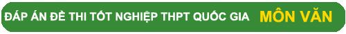 Đáp án đề thi tốt nghiệp môn văn THPT Quốc Gia năm 2015 - 1