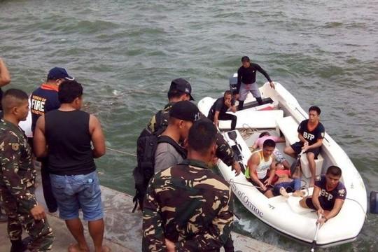 Lật phà ở Philippines, ít nhất 36 người chết-1