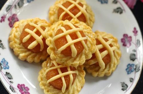 Bánh tart dứa mini thơm ngon, đẹp mắt - 13