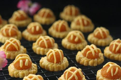 Bánh tart dứa mini thơm ngon, đẹp mắt - 12