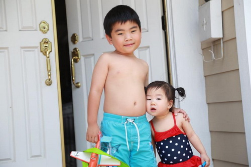 """Con gái Trương Minh Cường hơn 1 tuổi đã biết """"hái ra tiền""""-3"""