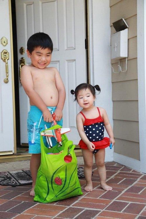 """Con gái Trương Minh Cường hơn 1 tuổi đã biết """"hái ra tiền""""-4"""