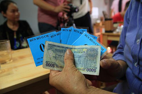 Quán bún bò giá 1.000 đồng cho người nghèo giữa Thủ đô-5