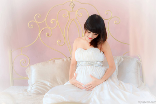 Hai lần mang bầu, chồng đều tự tay chụp bộ ảnh tặng vợ-10