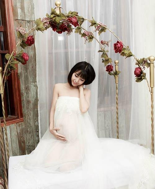 Hai lần mang bầu, chồng đều tự tay chụp bộ ảnh tặng vợ-3
