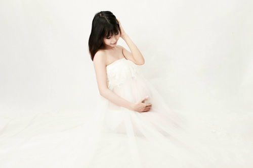 Hai lần mang bầu, chồng đều tự tay chụp bộ ảnh tặng vợ-5
