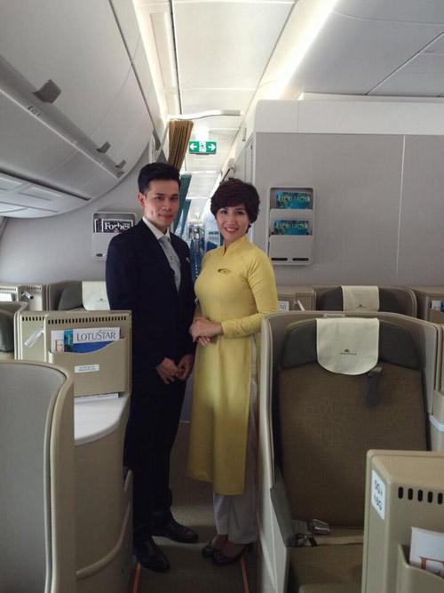 Đồng phục chính thức của Vietnam Airlines được khen ngợi - 4