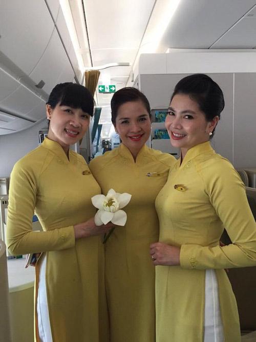 Đồng phục chính thức của Vietnam Airlines được khen ngợi - 6
