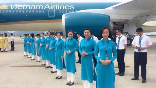 Đồng phục chính thức của Vietnam Airlines được khen ngợi - 8