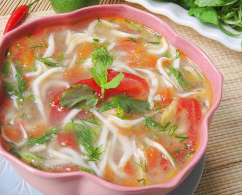 5 món canh chua dễ ăn cho ngày nóng - 4