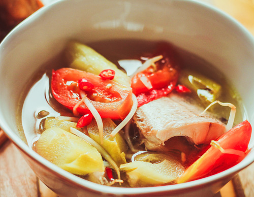 5 món canh chua dễ ăn cho ngày nóng - 2