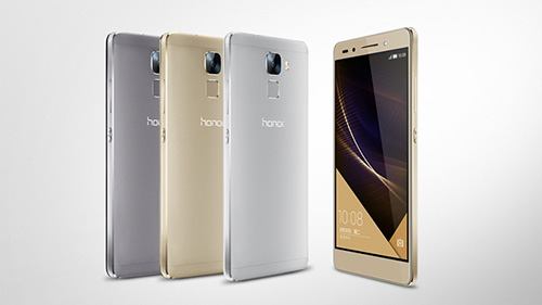 huawei trinh lang smartphone honor 7 voi camera 20 mp - 1