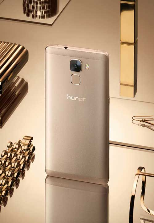 huawei trinh lang smartphone honor 7 voi camera 20 mp - 5
