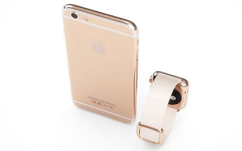 "iphone 6s chinh hang se co ban ""gold edition"" gia hon 350 trieu dong - 1"