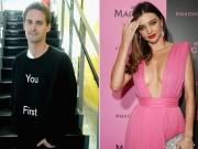 Thời trang - Rộ tin Miranda Kerr cặp kè tỷ phú trẻ nhất thế giới