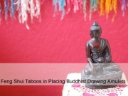 Phong thủy - 7 cấm kị cần nhớ khi treo tranh thờ Phật trong nhà