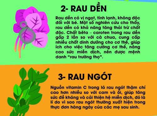 8 loai rau cu mua he tang cuong he mien dich cho be - 4
