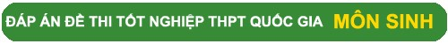 dap an de thi tot nghiep mon sinh thpt nam 2015 - 1