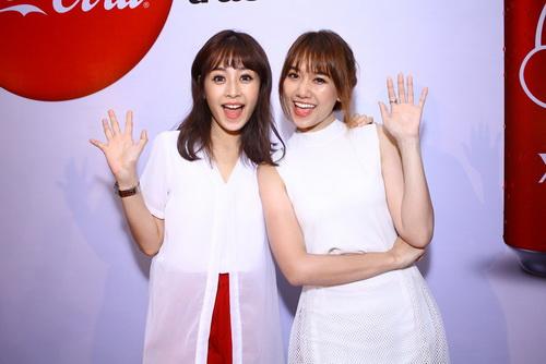 """chi pu an mac tre trung """"nhang nhit"""" ben hari won - 5"""