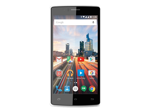 archos tung smartphone chay android 5.1 gia chi 129 usd - 2
