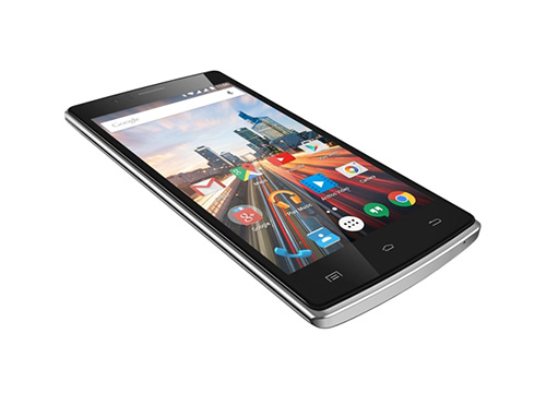 archos tung smartphone chay android 5.1 gia chi 129 usd - 5