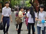 Giáo dục - Kỳ thi THPT Quốc gia: Nhiều cụm bắt đầu chấm thi