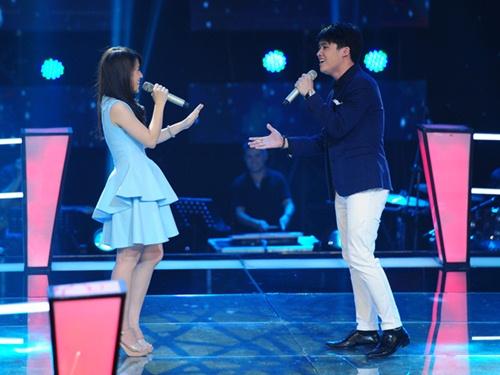 the voice 2015: doi thu phuong lap ky luc truoc vong liveshow - 1