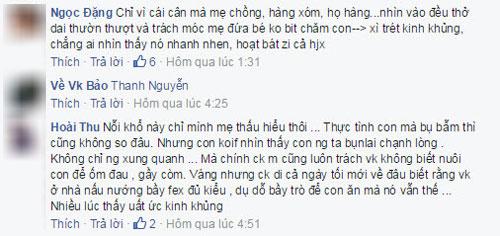"""tam dac voi loi """"chuc mung nhung ba me co con coi"""" - 3"""